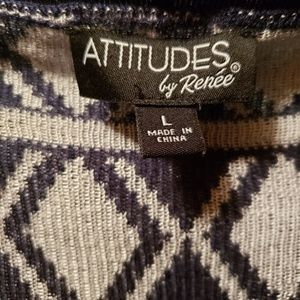 Attitudes by Renee Sweaters - ATTITUDES by Renee Sweater